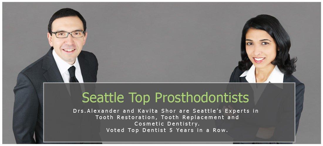 Seattle Prosthodontiists Dr. Shor
