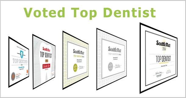 Top Dentist Alexander Shor DMD